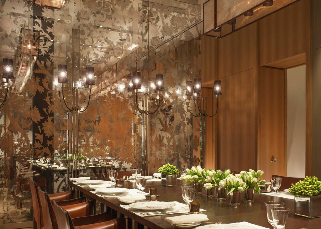 Rosewood london wedding venue hire exclusive venues for Best private dining rooms west end london