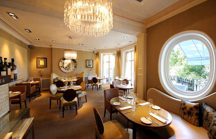 The bingham hotel exclusive venues of london for Boutique hotels just outside london